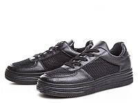 """Летние женские кроссовки """"Nets"""" черный, 22.5 см"""