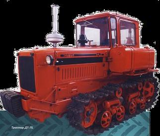 Запчасти трактора ДТ-75