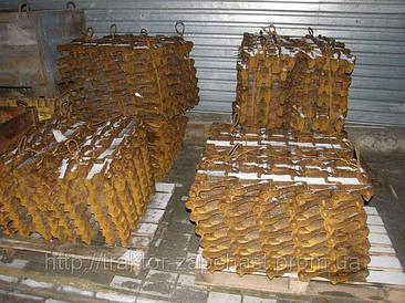 Гусеницы, звенья, пальцы тракторов Т-150, ДТ-75, Т-70