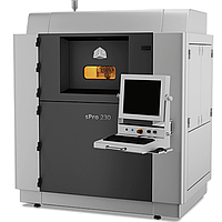 3D принтер sPro 230   3D Systems