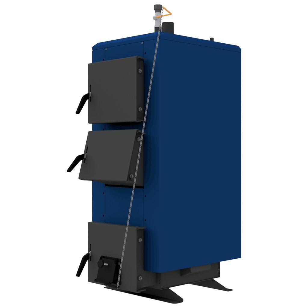 Неус КТM 19 квт — котел длительного горения на всех видах твердого топлива, фото 1