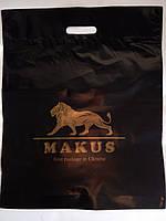 "Пакеты полиэтиленовые типа банан ""Makus"" 40х50 25шт."