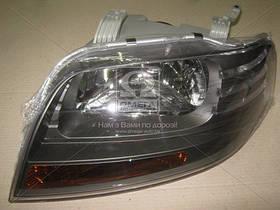 Фара левая электрическая CHEVROLET AVEO T200 (Шевроле Авео T200) 11.2005- (пр-во DEPO)