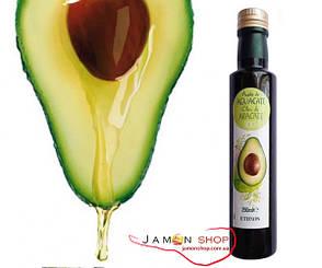 Нерафинированное масло авокадо ETHNOS (авокадовое масло), 250 мл.