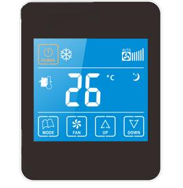 Пульты управления фанкойлами и комнатные термостаты