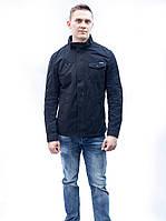 Куртка парка ветровка бомбер мужская короткая Катон весенняя