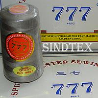 """160 Нитки """"777""""  швейные цветные 40/2 4000ярдов (от 6 бобин)"""