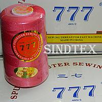 """269 Нитки """"777""""  швейные цветные 40/2 4000ярдов (от 6 бобин)"""