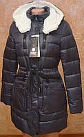 Куртка-парка женская зима KSA