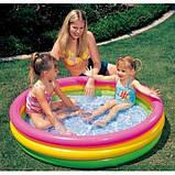 Надувной детский бассейн Intex 57412, фото 4