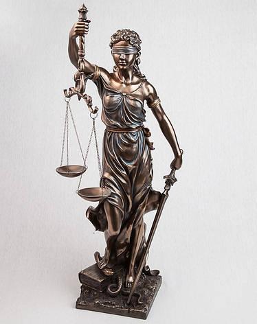 Статуэтка богиня правосудия Фемида 75 см Veronese 72919 V4, фото 2