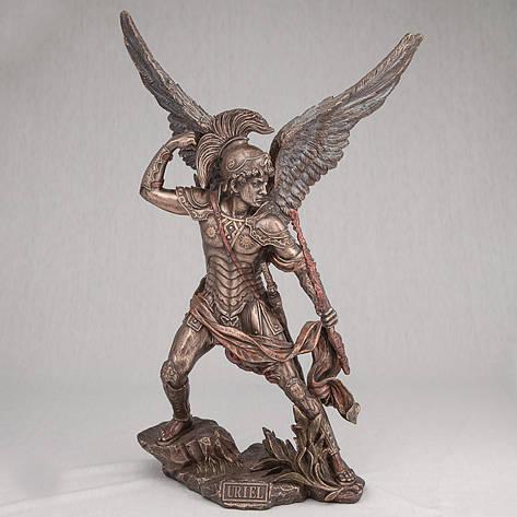 Статуэтка Архангел Уриил Veronese Италия (34 см) 74699 A4, фото 2