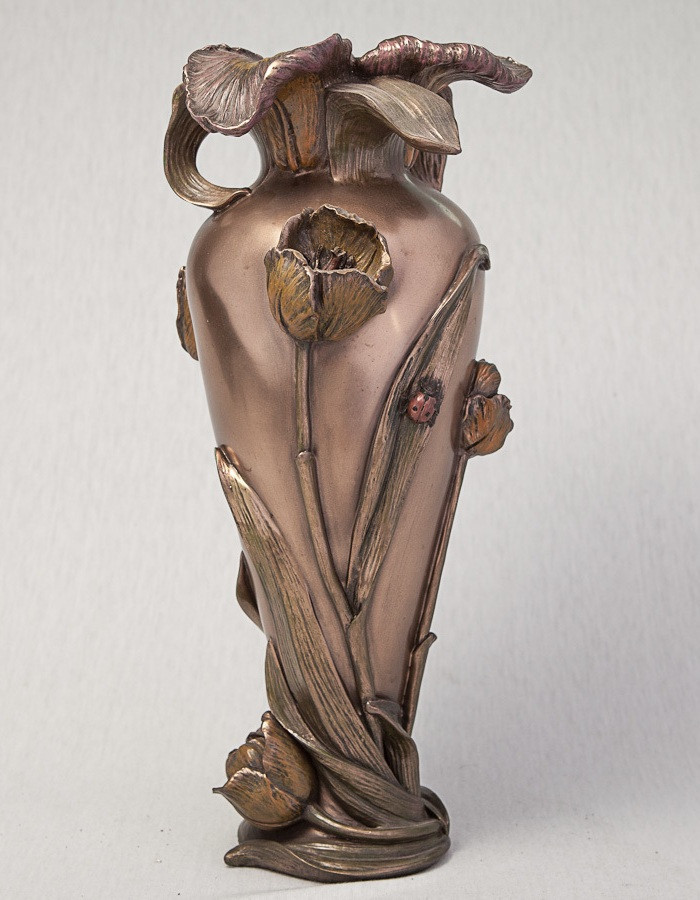 Ваза Тюльпаны (31 см) 10033 V4 Veronese Италия