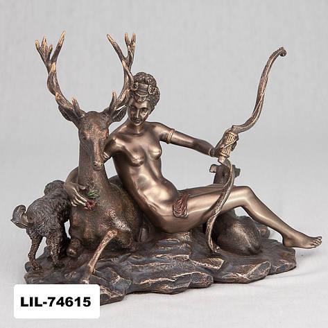 Статуэтка Диана (17 см) 74615 A4 Veronese Италия, фото 2