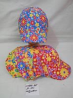 Детская кепка для девочки Радость р.50 (№1833-35)