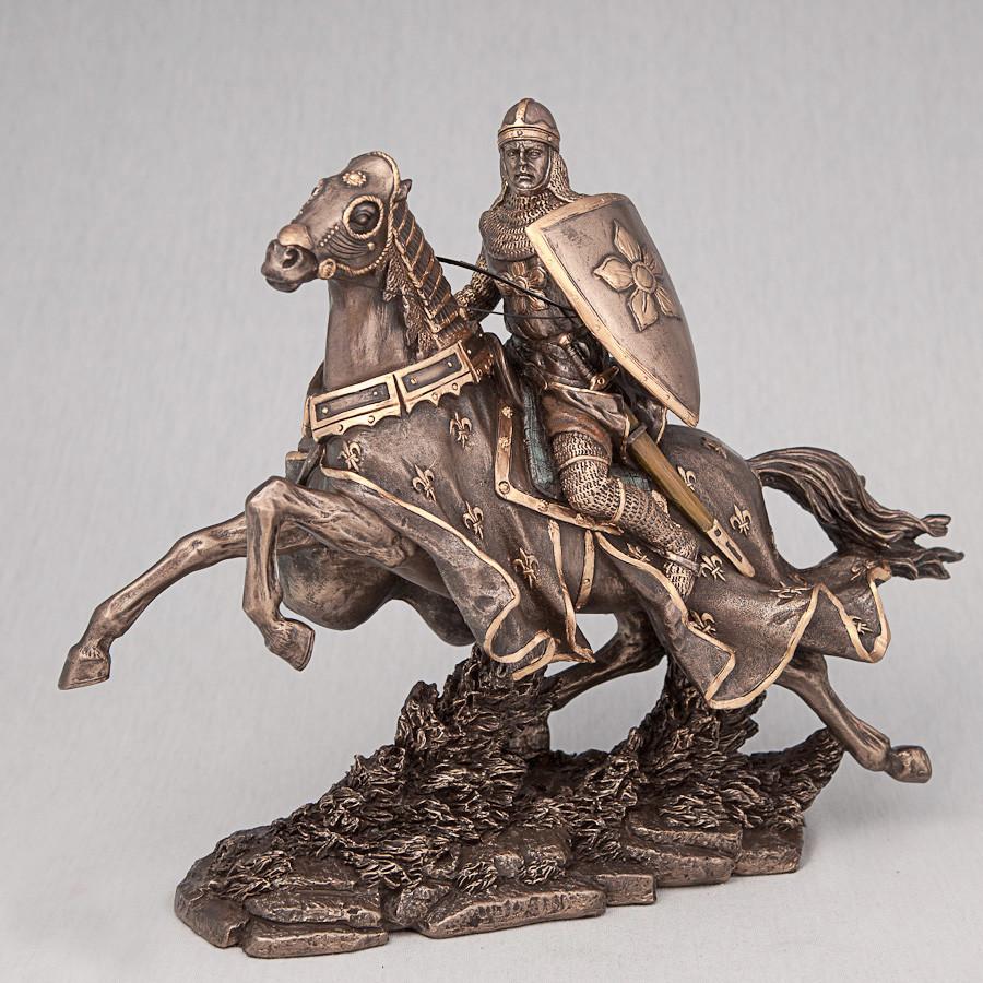 Статуэтка Конный воин Veronese  (24 см) 70039 A4 Италия