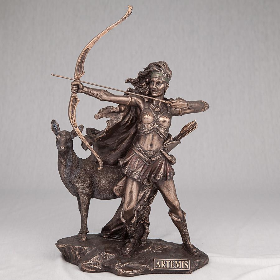 Статуэтка Артемида (31 см) Veronese Италия 75674A4