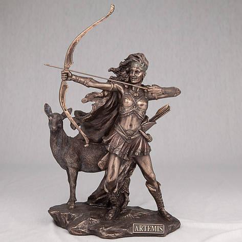 Статуэтка Артемида (31 см) Veronese Италия 75674A4, фото 2