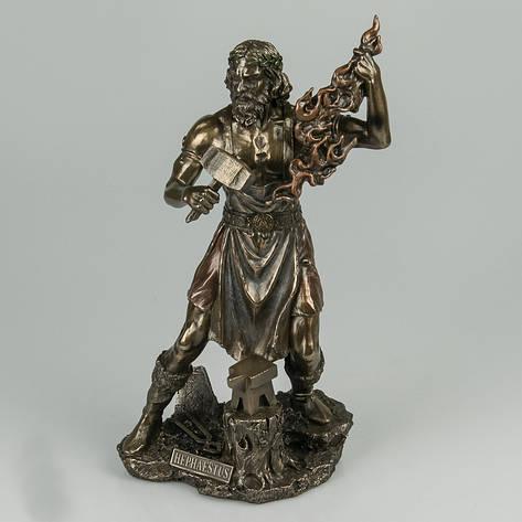 Статуэтка Гефест (31 см) 75798 Veronese Италия, фото 2