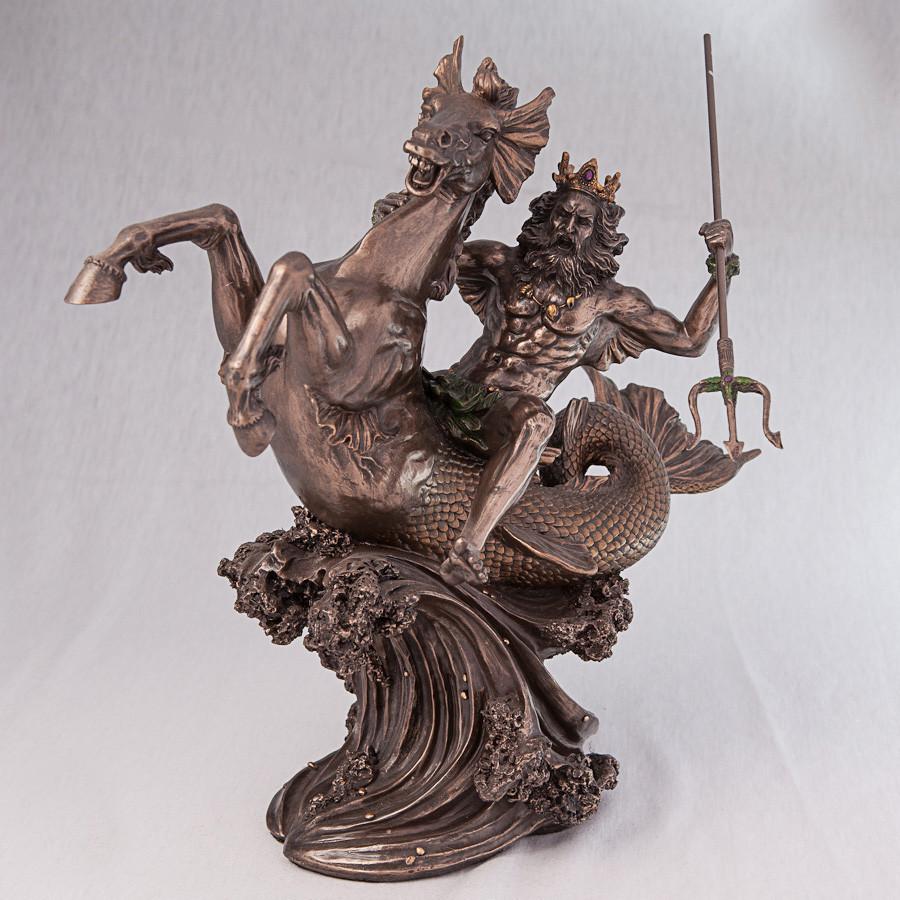 Статуэтка Посейдон Veronese (34 см) 71738 A4 Италия
