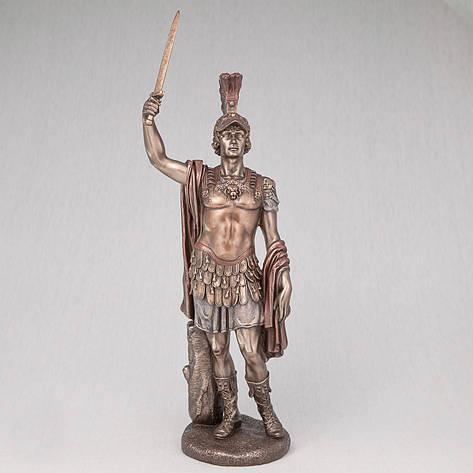 Статуэтка Александр Великий Veronese (33 см) 71969A4 Италия, фото 2