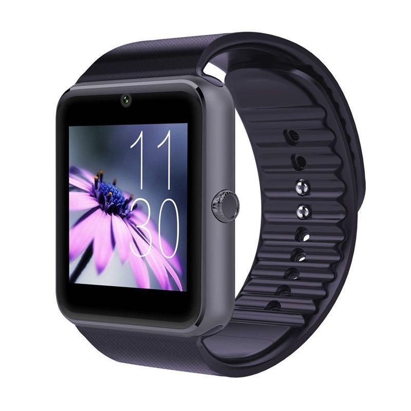 Умные часы Smart Watch GT08 Black (SWGT08B)