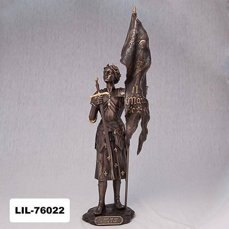 Статуэтка Жанна дАрк (36 см) 76022 A4, фото 2