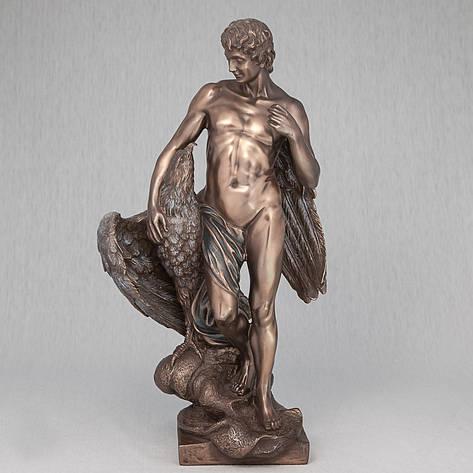Статуэтка Veronese Ганимед (32 см) 73009 A4 Италия, фото 2