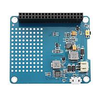Geekworm UPS HAT Expansion Board + 2500mAh Lithium Батарея для Raspberry Pi  3 Model B / 2B / B+/A+ - 1TopShop