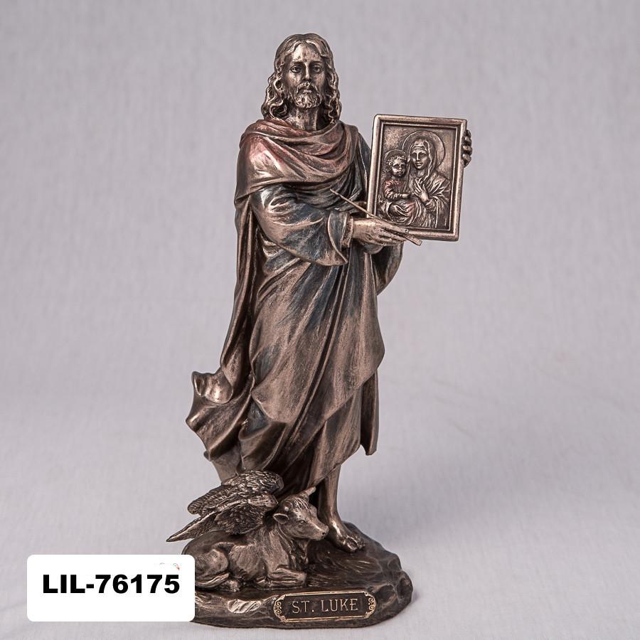 Статуэтка Евангелист Лука 76175A4 (21 см) Veronese Италия