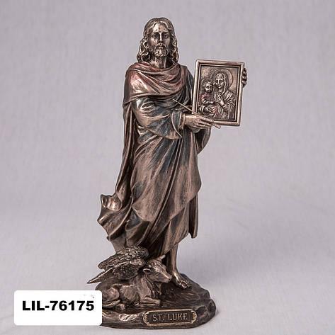 Статуэтка Евангелист Лука 76175A4 (21 см) Veronese Италия, фото 2