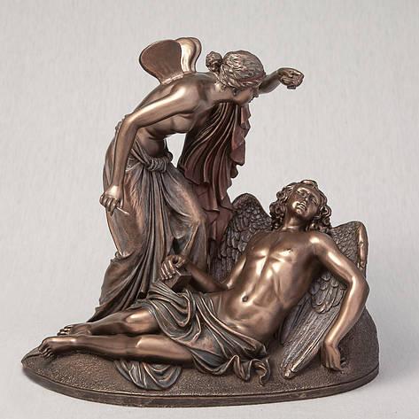 Статуэтка Амур и Психея (24 см) Veronese Италия 73377 V4, фото 2
