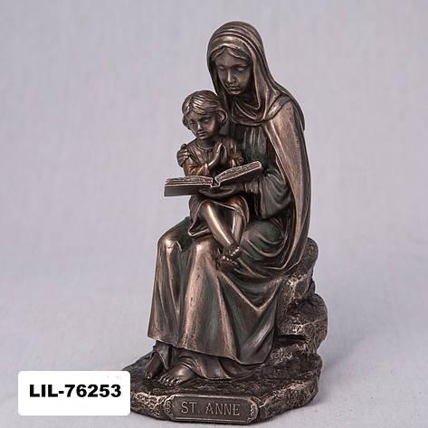 Статуэтка Святая Анна 76253A4 Veronese Италия (15 см), фото 2