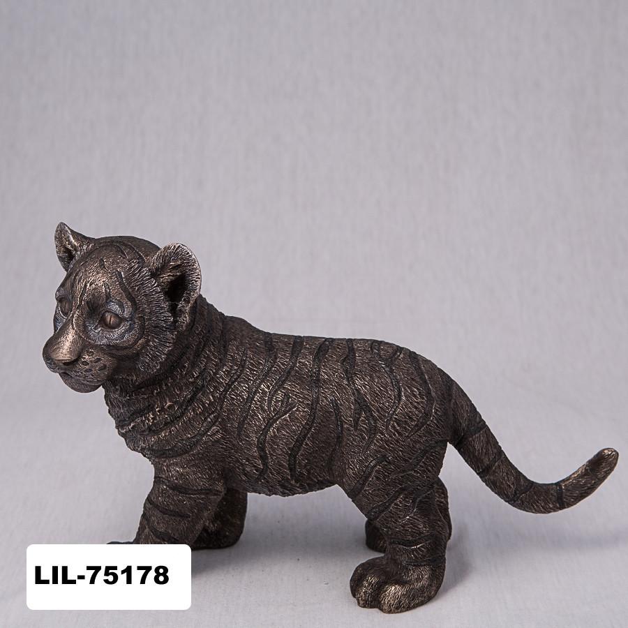 Статуэтка Тигренок (25*16 см) 75178A4 Veronese Италия