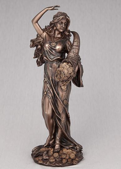 Статуэтка Фортуна Veronese Италия (27 см) 75484A4
