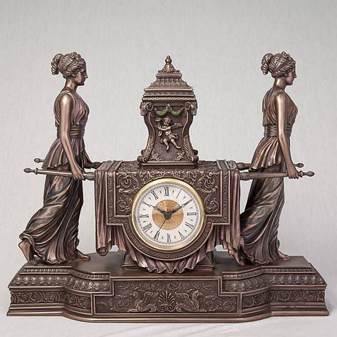 Часы Античность Veronese Италия (30*35 см) 75563V4, фото 2