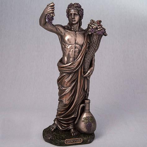 Статуэтка Дионис (32 см) 76056A4 Veronese Италия, фото 2