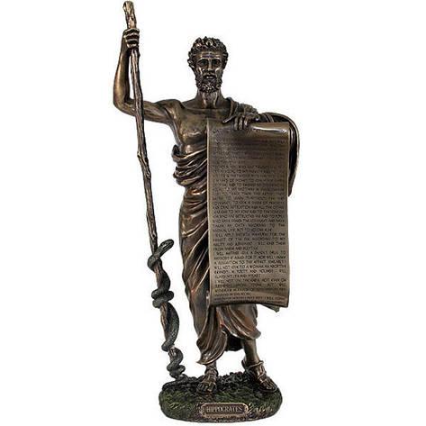 Статуэтка Гиппократ клятва Veronese Италия (34 см) 76078A4, фото 2