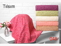 Махровое полотенце для лица 048