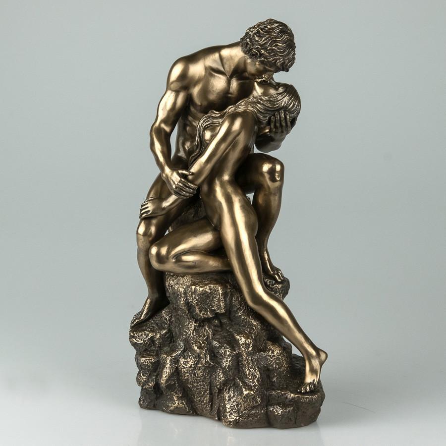Статуэтка Влюбленные 75190A1(15*2 см) Veronese Италия