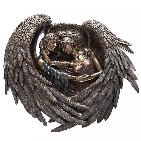 Статуэтка Объятья ангелов Veronese Италия 73779 V4, фото 2
