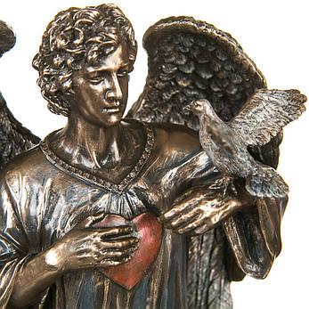Статуэтка Архангел Чамуэль 30,5 см Veronese 76962A4 Италия, фото 2