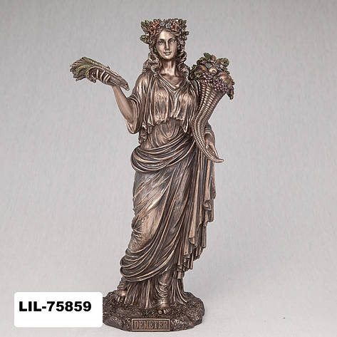 Статуэтка Деметра Veronese Италия (30 см) 75859A4, фото 2