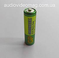 Батарейка GP Greencell R6 АА 1,5 V солевая пальчиковая