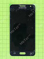 Дисплей Samsung Galaxy A3 A300 с сенсором, TFT с регулиров., черный copyAAA