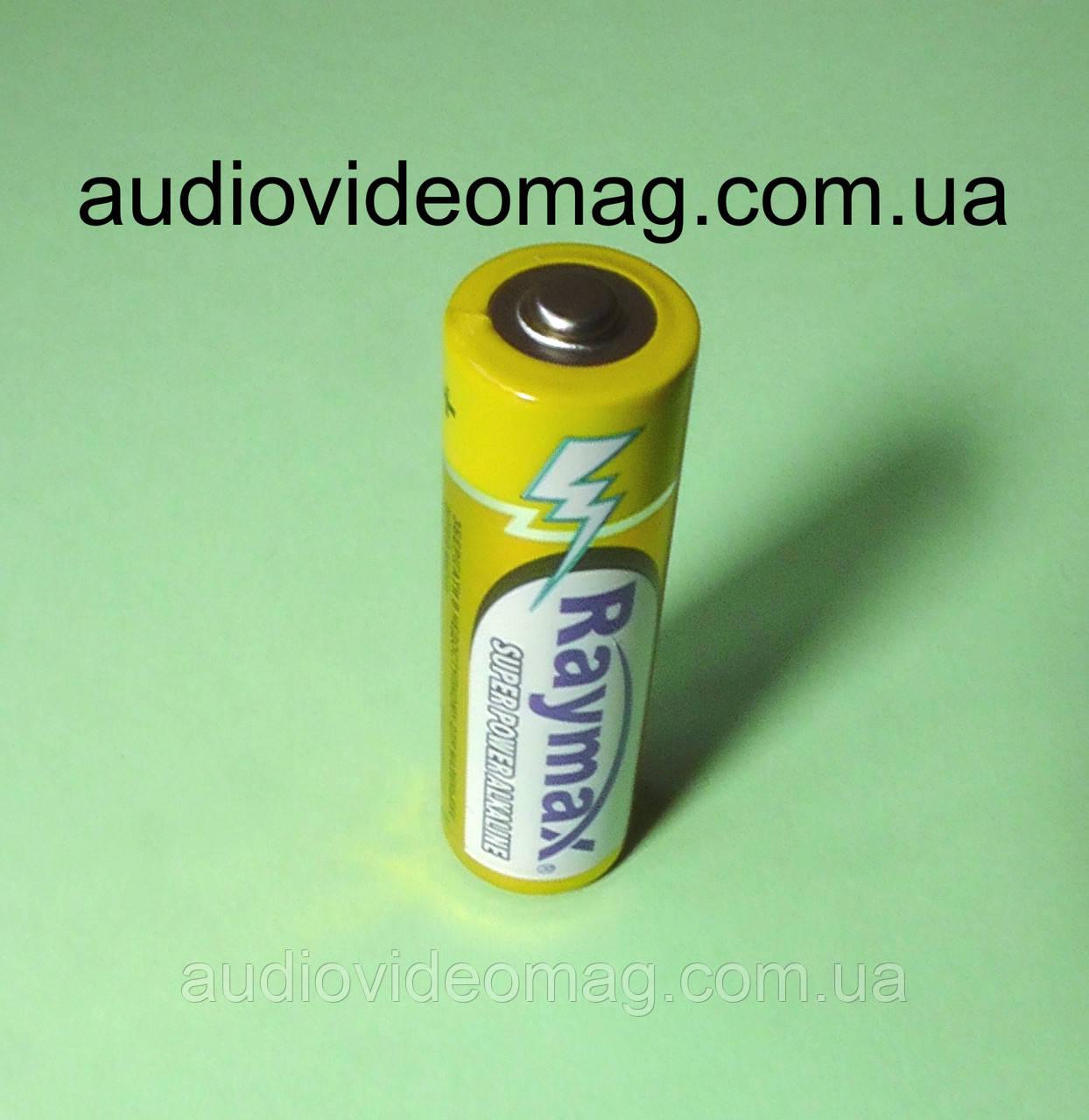 Батарейка Raymax LR6 АА 1.5V щелочная Alkaline пальчиковая