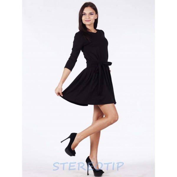 Женское платье Lablab (Черный)