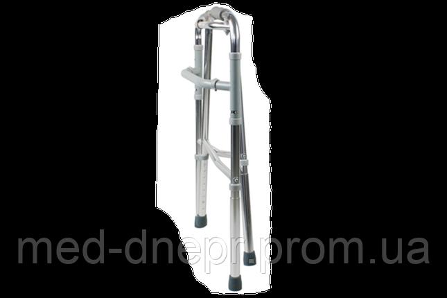 Алюминиевый ходунок без колес ReMed KY913L, фото 2