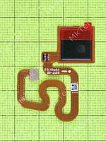 Шлейф сканера отпечатков пальца Xiaomi Redmi 5 Оригинал Черный