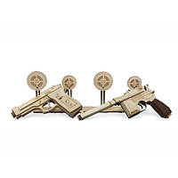 Набор пистолетов | Wood Trick, фото 1